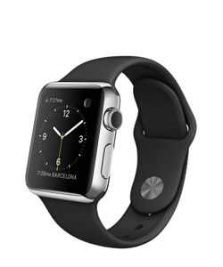 Apple | Watch 38mm With Black Sport Band