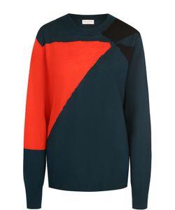 Dries Van Noten | Пуловер С Круглым Вырезом И Принтом