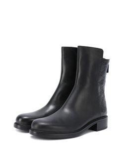 Gucci | Кожаные Ботинки Liza С Тиснением