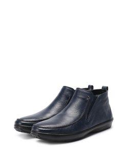 Aldo Brue | Кожаные Ботинки Без Шнуровки С Внутренней Меховой Отделкой