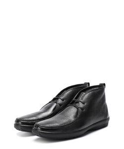 Aldo Brue   Кожаные Ботинки На Шнуровке
