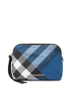Burberry | Косметичка Из Клетчатого Текстиля
