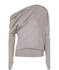 Tom Ford | Кашемировый Пуловер Асимметричного Кроя