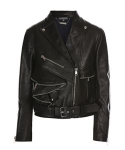 Alexander McQueen | Куртка Кожаная