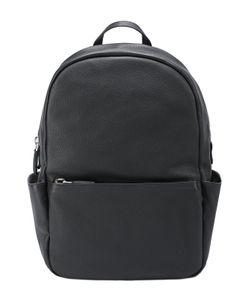 Calvin Klein Collection | Кожаный Рюкзак С Внешним Карманом На Молнии
