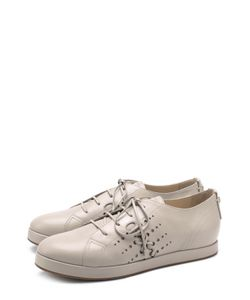 Giorgio Armani | Кожаные Ботинки На Шнуровке