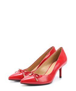 Michael Michael Kors | Лаковые Туфли Nancy С Бантом