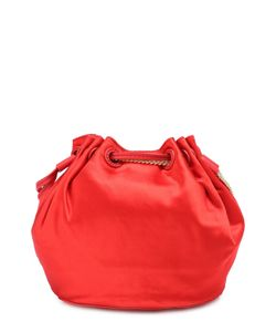 Diane Von Furstenberg | Сумка Mini Drawstring Bucket Из Атласа