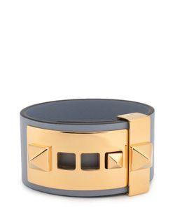 Valentino | Кожаный Браслет B-Rockstud