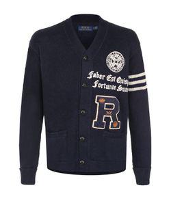 Polo Ralph Lauren | Кардиган Из Смеси Хлопка И Льна С V-Образным Вырезом Polo Ralph