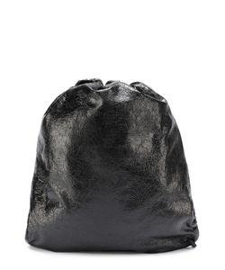 Balenciaga | Кожаный Рюкзак С Эффектом Крэш