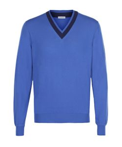 Malo | Пуловер Из Шерсти Тонкой Вязки