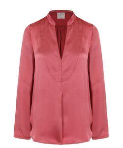 Forte Forte | Блуза Свободного Кроя С V-Образным Вырезом