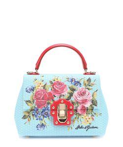 Dolce & Gabbana | Сумка Lucia С Принтом