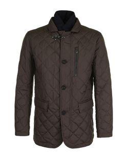 Windsor | Стеганая Куртка На Молнии С Отложным Воротником