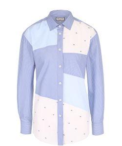 Paul & Joe | Хлопковая Блуза Прямого Кроя Pauljoe
