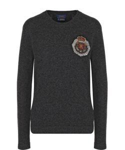 Polo Ralph Lauren | Пуловер Из Смеси Шерсти И Кашемира С Декоративной Отделкой Polo Ralph