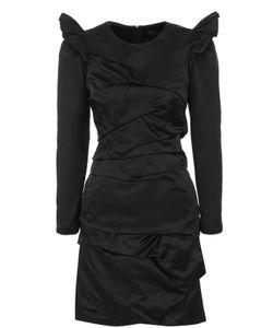 Marc Jacobs | Шелковое Мини-Платье С Драпировкой