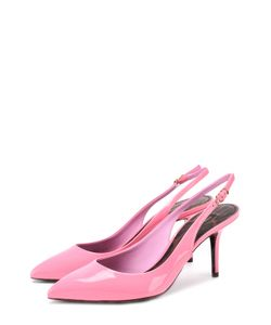 Dolce & Gabbana | Лаковые Туфли Bellucci На Шпильке