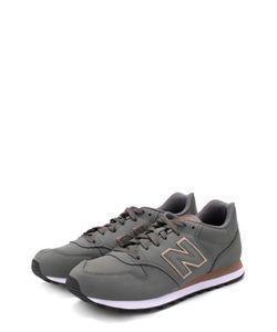 New Balance | Комбинированные Кроссовки 500 На Шнуровке