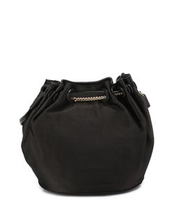 Diane Von Furstenberg | Сумка Mini Drawstring Bucket Из Сатина