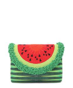 Sarah's Bag | Клатч Watermelon С Отделкой Бисером