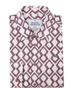 Vivienne Westwood | Хлопковая Сорочка С Воротником Кент
