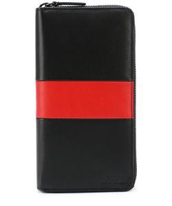 Polo Ralph Lauren | Кожаное Портмоне На Молнии С Отделениями Для Кредитных Карт И Монет