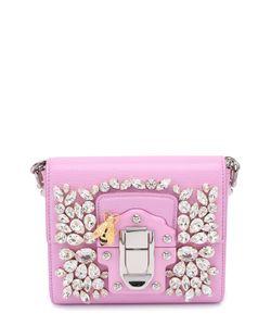 Dolce & Gabbana | Сумка Lucia С Отделкой Стразами