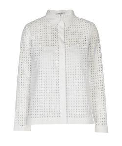 Gerard Darel | Перфорированная Блуза Прямого Кроя
