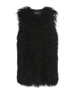 Polo Ralph Lauren | Удлиненный Жилет Из Меха Овчины