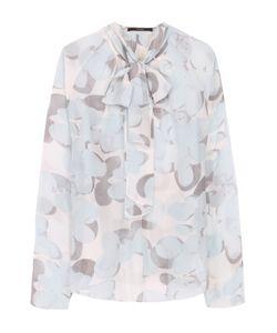 Windsor | Полупрозрачная Блуза С Принтом И Воротником Аскот