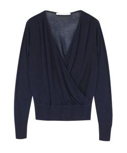 Diane Von Furstenberg | Пуловер С Запахом И Эластичным Поясом