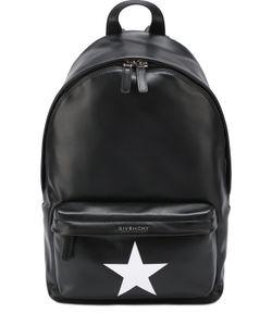 Givenchy | Кожаный Рюкзак С Логотипом Бренда