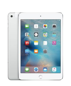 Apple | Ipad Mini 4 Wi-Fi Cell 64gb Silver