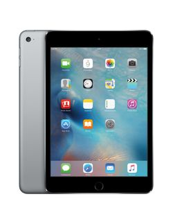 Apple | Ipad Mini 4 Wi-Fi 16gb Space Gray