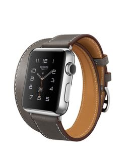 Apple | Watch Hermes 38mm Double Tour Gray