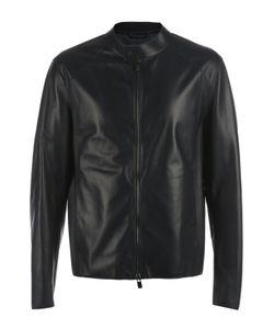Drome | Куртка-Бомбер Кожаная