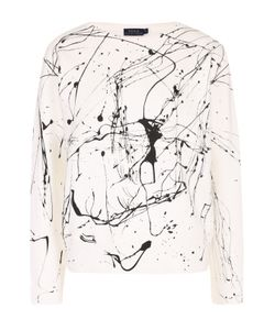 Polo Ralph Lauren | Пуловер Свободного Кроя С Контрастным Принтом