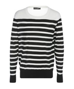 Dolce & Gabbana | Пуловер Вязаный Dolcegabbana