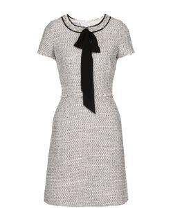 Weill | Буклированное Мини-Платье С Воротником Аскот