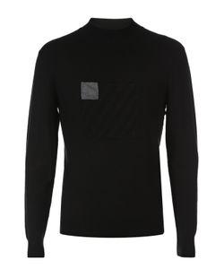 Armani Collezioni | Пуловер Вязаный