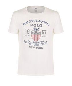 Polo Ralph Lauren | Хлопковая Футболка С Принтом