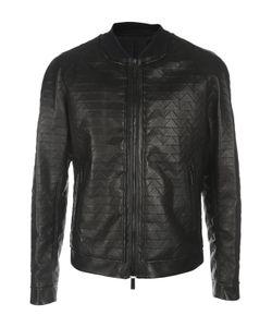Giorgio Armani | Куртка Кожаная