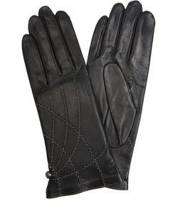 Agnelle | Перчатки Кожаные