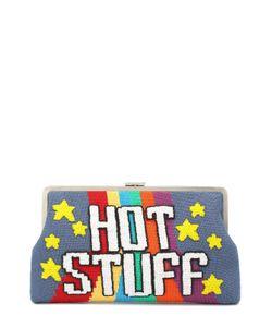 Sarah's Bag | Клатч Hot Stuff С Вышивкой Бисером