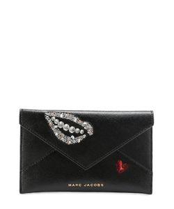 Marc Jacobs | Клатч Hand To Heart С Аппликацией