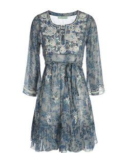 LEAVES OF GRASS | Платье Пляжное С Поясом