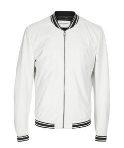 Dolce & Gabbana | Куртка-Бомбер Кожаная