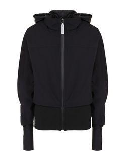 Adidas By Stella  Mccartney | Спортивная Куртка На Молнии С Капюшоном